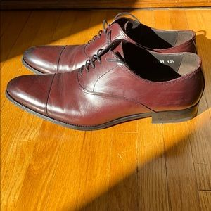 To Boot New York Brandon Cap Toe 10.5